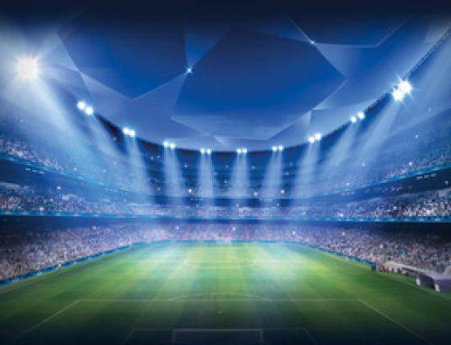 Iluminación en centros deportivos