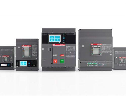 ABB – Nuevos interruptores automáticos